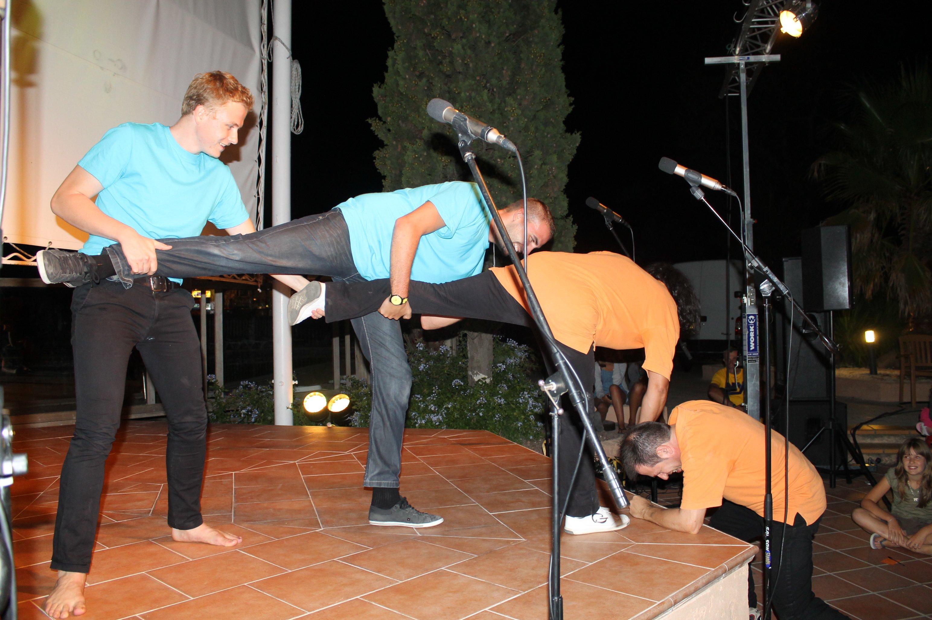 L'improvisation théâtrale : comme Excellence collaborative -Partie 2-