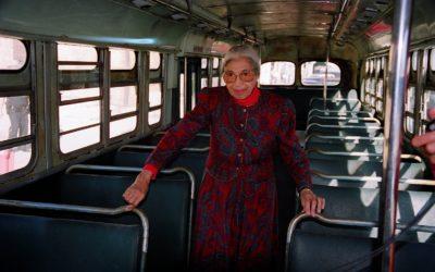 Rosa Parks : celle qui a dit oui à ses convictions !