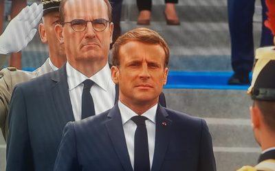 E. Macron : vers un leadership qui manque de crédibilité !